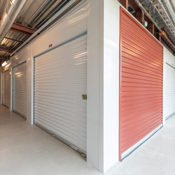 self storage development facility