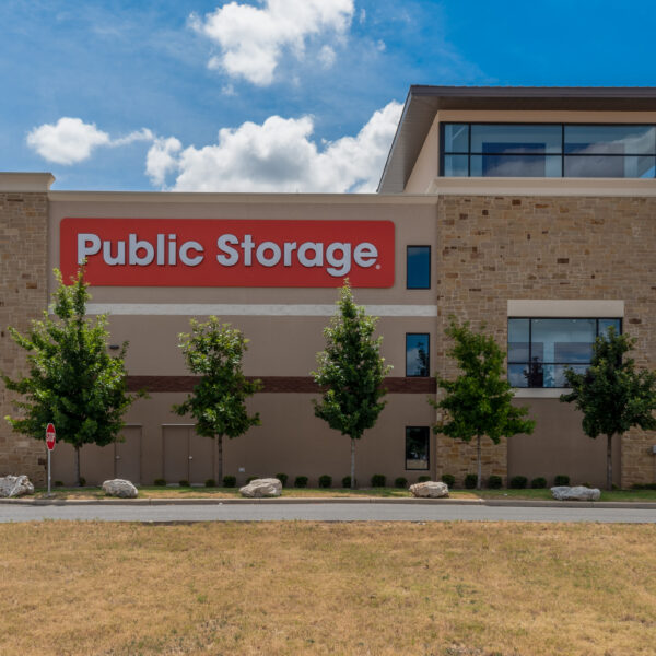 self storage investment property