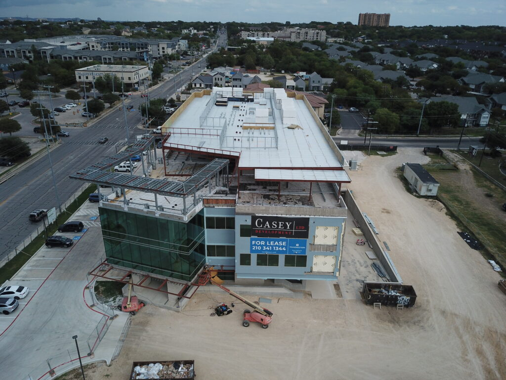 commercial real estate development project in Austin Texas