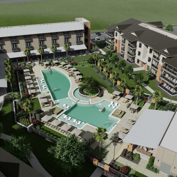 multifamily real estate property development in San Antonio