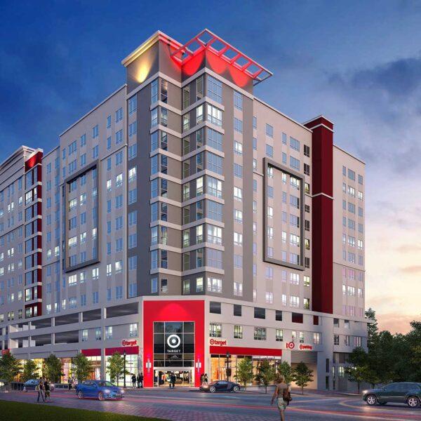 multi-use building development in san marcos, texas